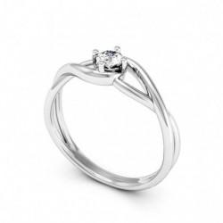 Anel de Prata Elegance