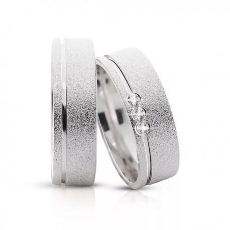 Alianças de Compromisso Namoro com 5mm